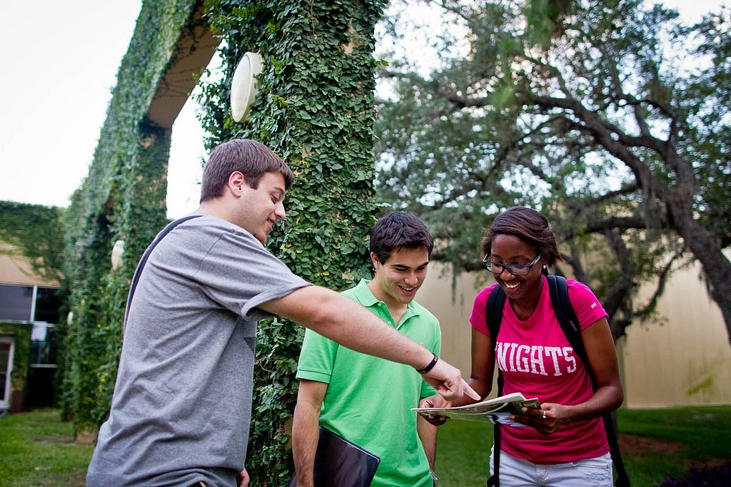 UCF programs for international students with IAGS
