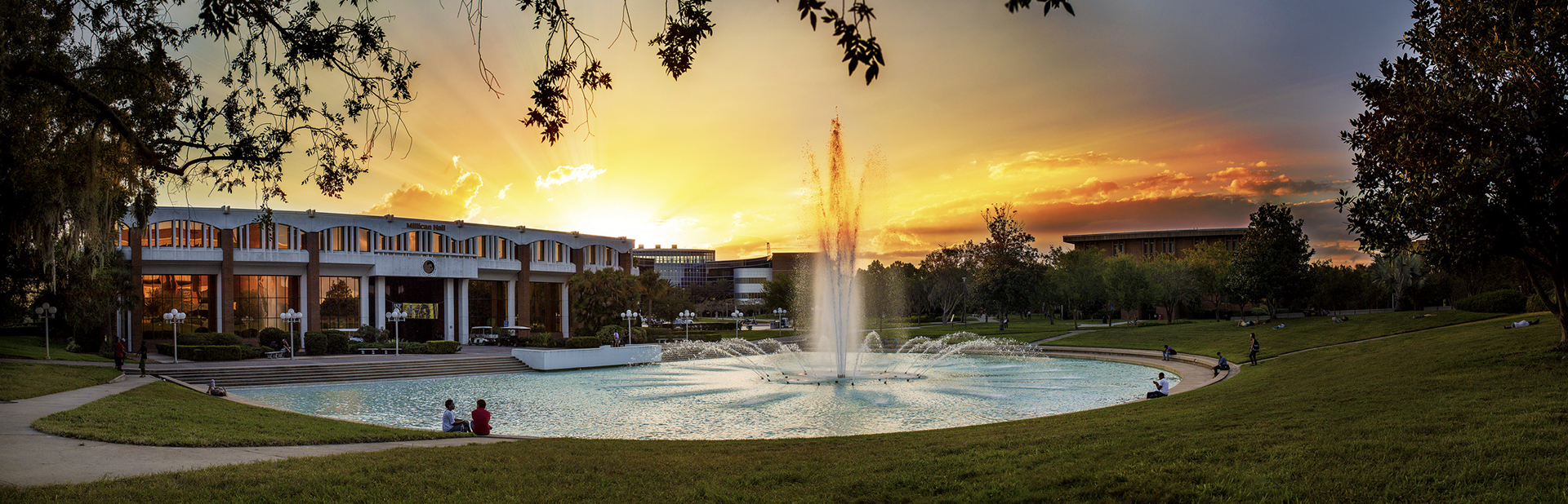 UCF University of Central Florida Campus