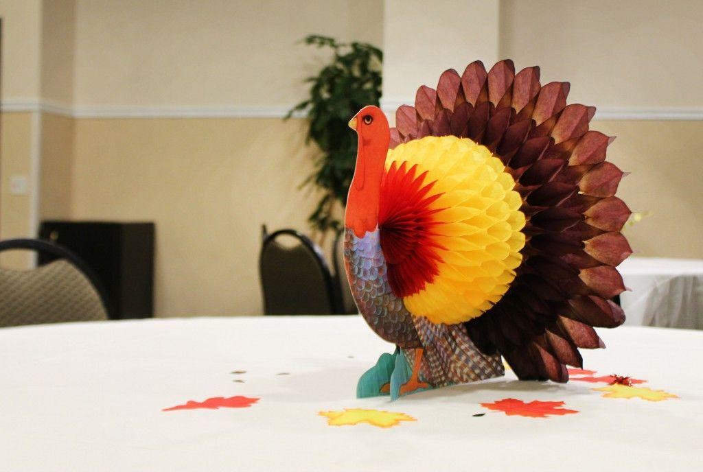 IEW International Thanksgiving